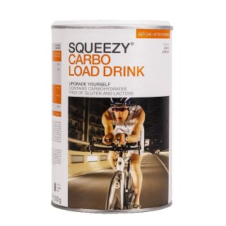 Squeezy Carbo Load Drink, 500g