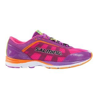 Salming Distance Woman, purple/Cactus/Flower